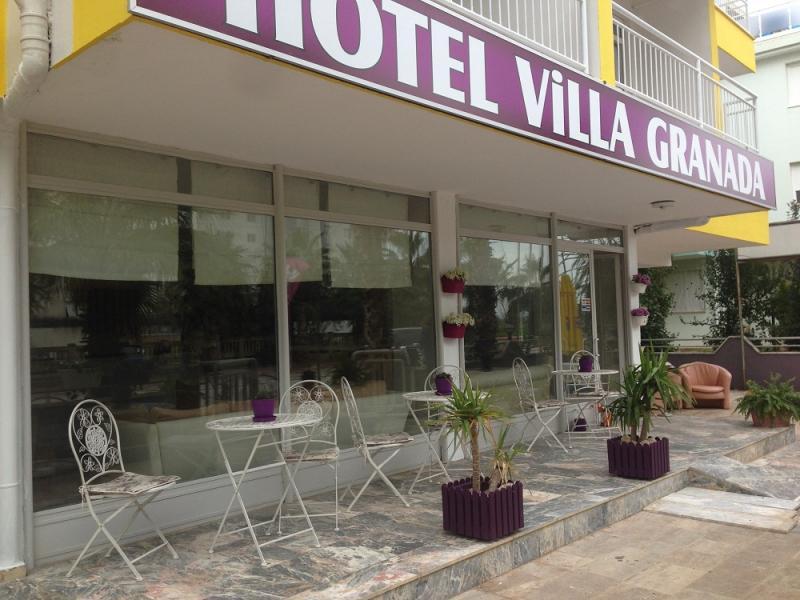 Holidays at Villa Granada in Konyaalti Coast, Antalya