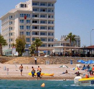 Holidays at Kristal Beach Hotel in Konyaalti Coast, Antalya