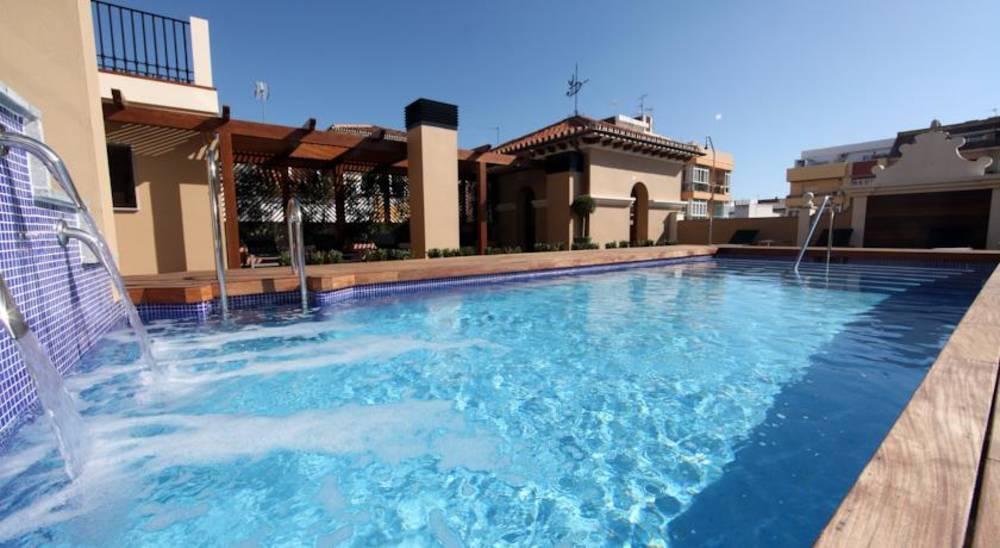 Holidays at Casa Consistorial Hotel in Fuengirola, Costa del Sol