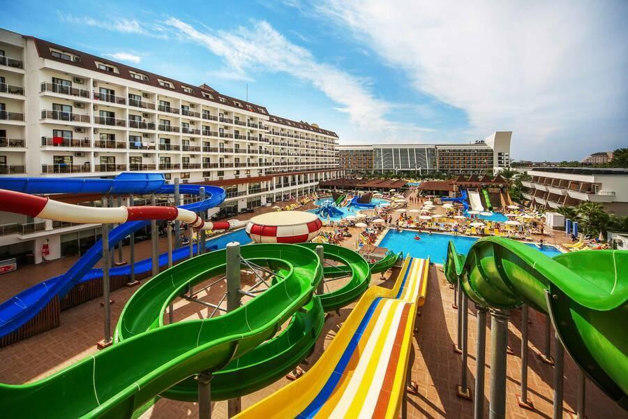 Holidays at Eftalia Splash Resort in Turkler, Konakli