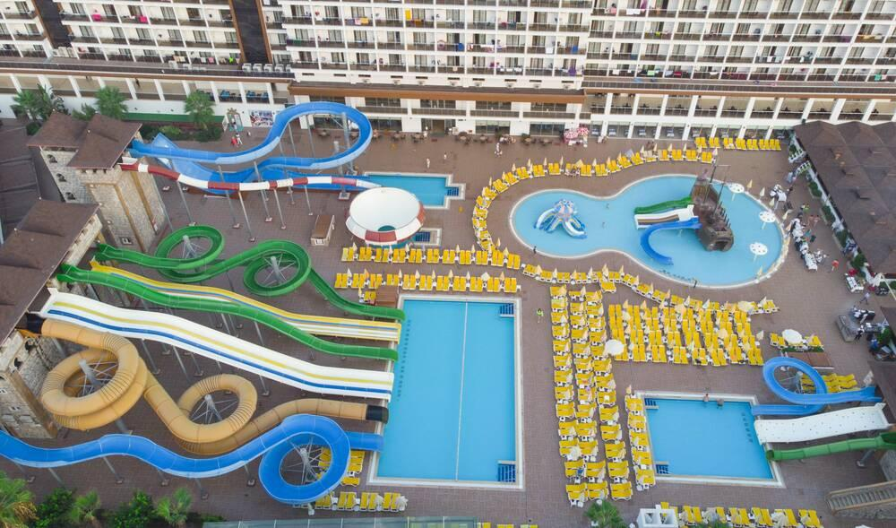Eftalia Splash Resort Konakli Antalya Region Turkey