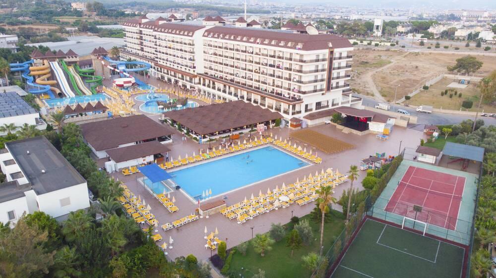 Eftalia Splash Resort, Konakli, Antalya Region, Turkey Book Eftalia Splash Resort online