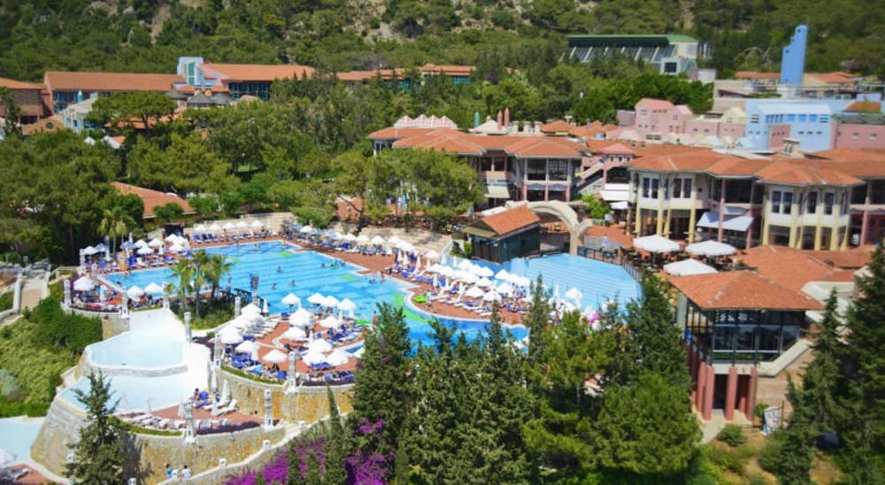 Holidays at Sentido Lykia Resort & Spa in Olu Deniz, Dalaman Region