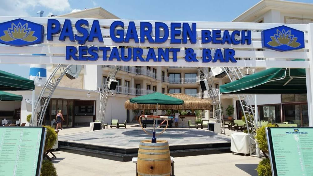 Holidays at Pasa Garden Beach Hotel in Marmaris, Dalaman Region