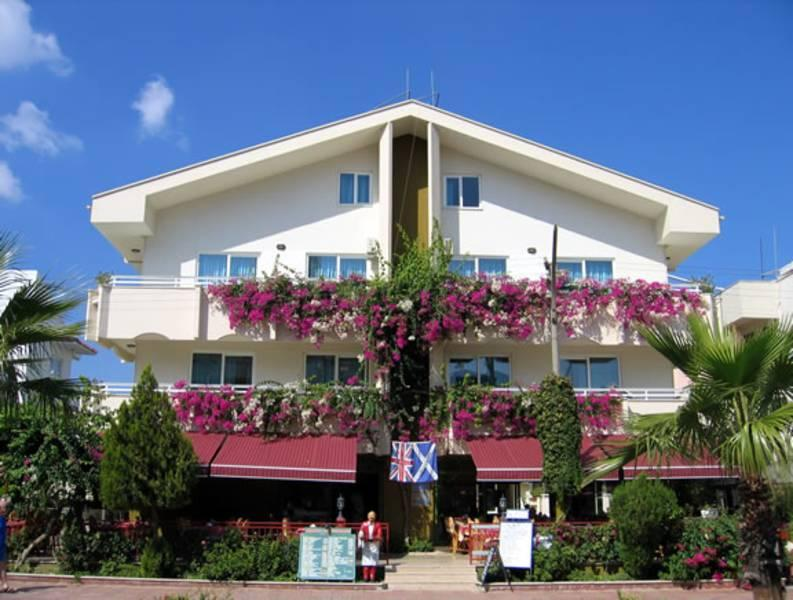 Holidays at Ayhan Apartments in Marmaris, Dalaman Region