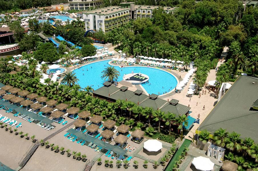 Holidays at Botanik Platinum Hotel in Okurcalar, Antalya Region
