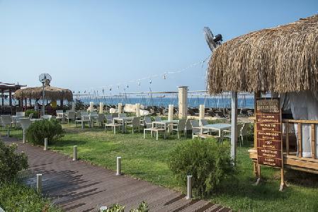 Holidays at Michell Hotel Beach Club in Kestel, Alanya