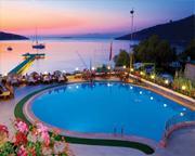 Holidays at Club Cactus Fleur Beach Hotel in Yalikavak, Bodrum Region
