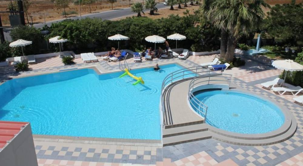 Holidays at Irinna Hotel in Faliraki, Rhodes