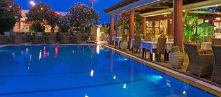 Holidays at Perla Marina Apartments in Ialissos, Rhodes
