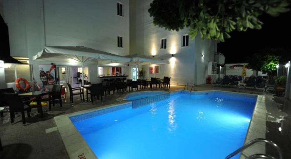 Holidays at Ialysos City Hotel in Ialissos, Rhodes
