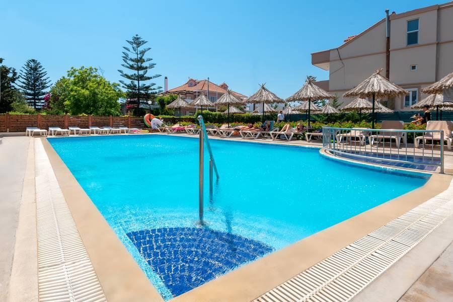 Holidays at Sunday Hotel in Ialissos, Rhodes