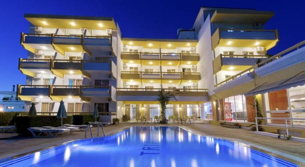 Holidays at Trianta Hotel and Apartments in Ialissos, Rhodes