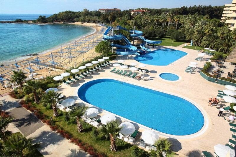 Holidays at World Ozkaymak Select Hotel in Avsallar, Antalya Region