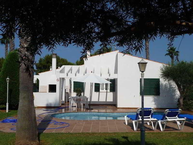 Holidays at Villas Geisan in Cala Santandria, Menorca