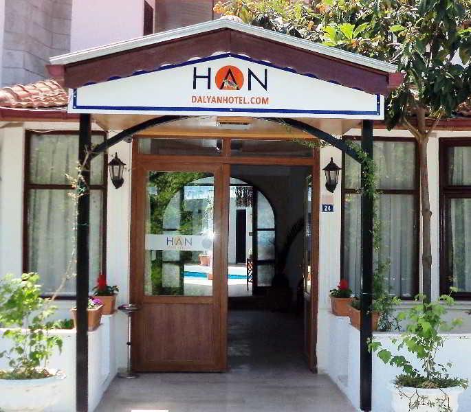 Holidays at Han Dalyan Hotel in Dalyan, Dalaman Region