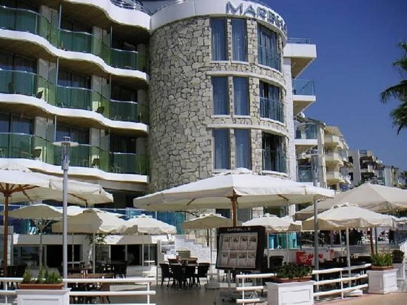 Holidays at Marbella Hotel in Marmaris, Dalaman Region