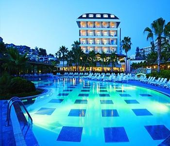 Trendy palm beach hotel side antalya region turkey for Trendy hotel