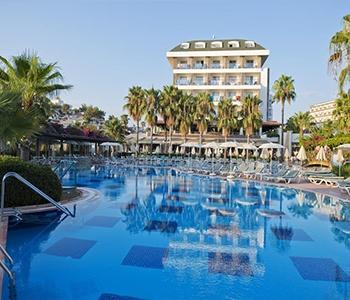 Trendy Beach Hotel Side Turkey