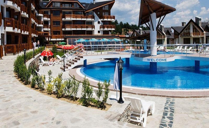 Holidays at Redenka Holiday Club in Bansko, Bulgaria