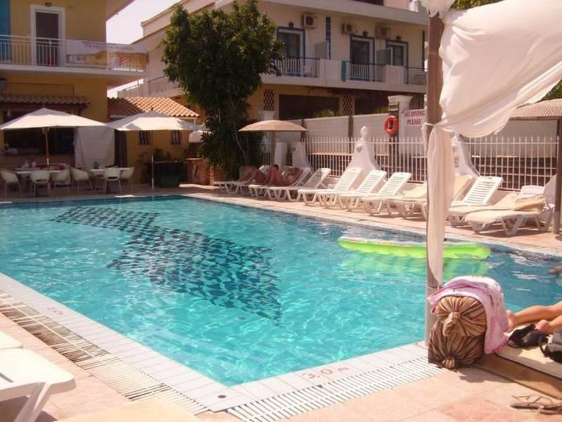 Holidays at Cavo D'oro Complex Kavos in Kavos, Corfu