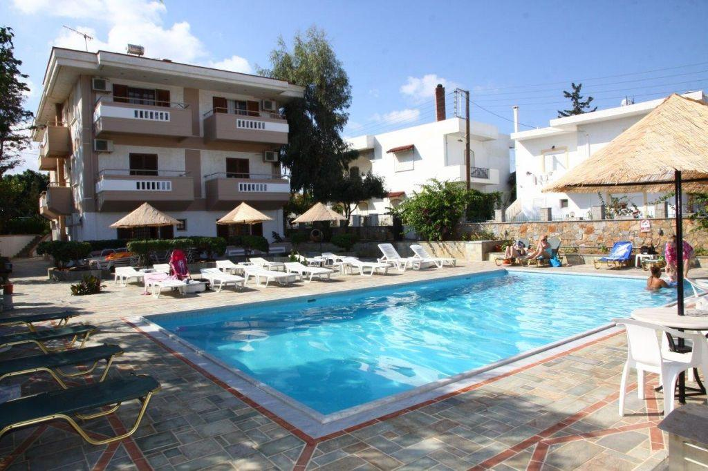 Holidays at Sweet Memory Apartments II in Gouves, Crete