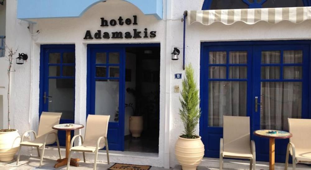 Holidays at Adamakis Hotel in Hersonissos, Crete
