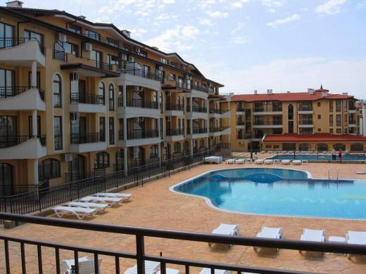 Holidays at Aqua Dreams Apartments in Sveti Vlas, Bulgaria