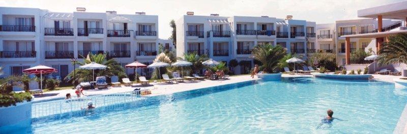 Holidays at Stella Maris Hotel in Marmari, Kos