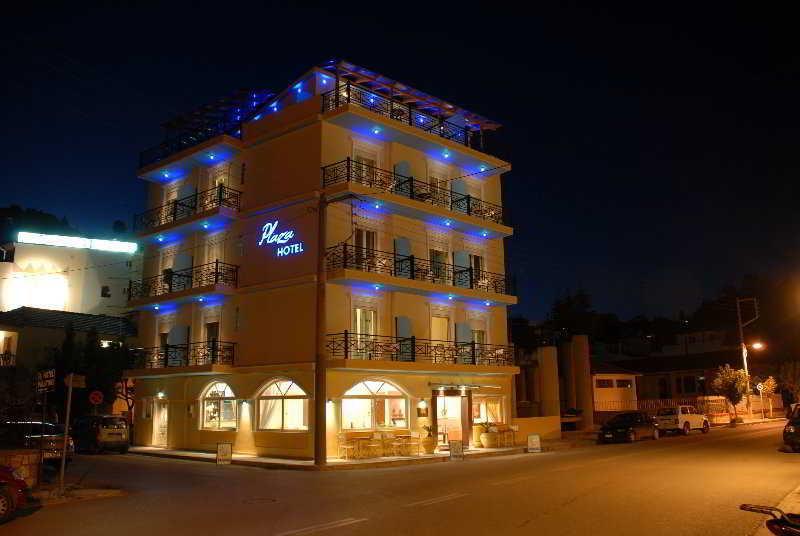 Holidays at Plaza Hotel in Zante Town, Zante