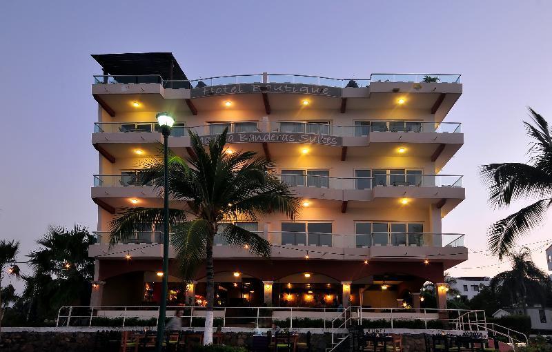 Holidays at Marina Banderas Suites Hotel in Neuvo Vallarta, Puerto Vallarta