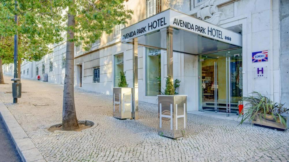 Holidays at Avenida Park Residence Hotel in Lisbon, Portugal