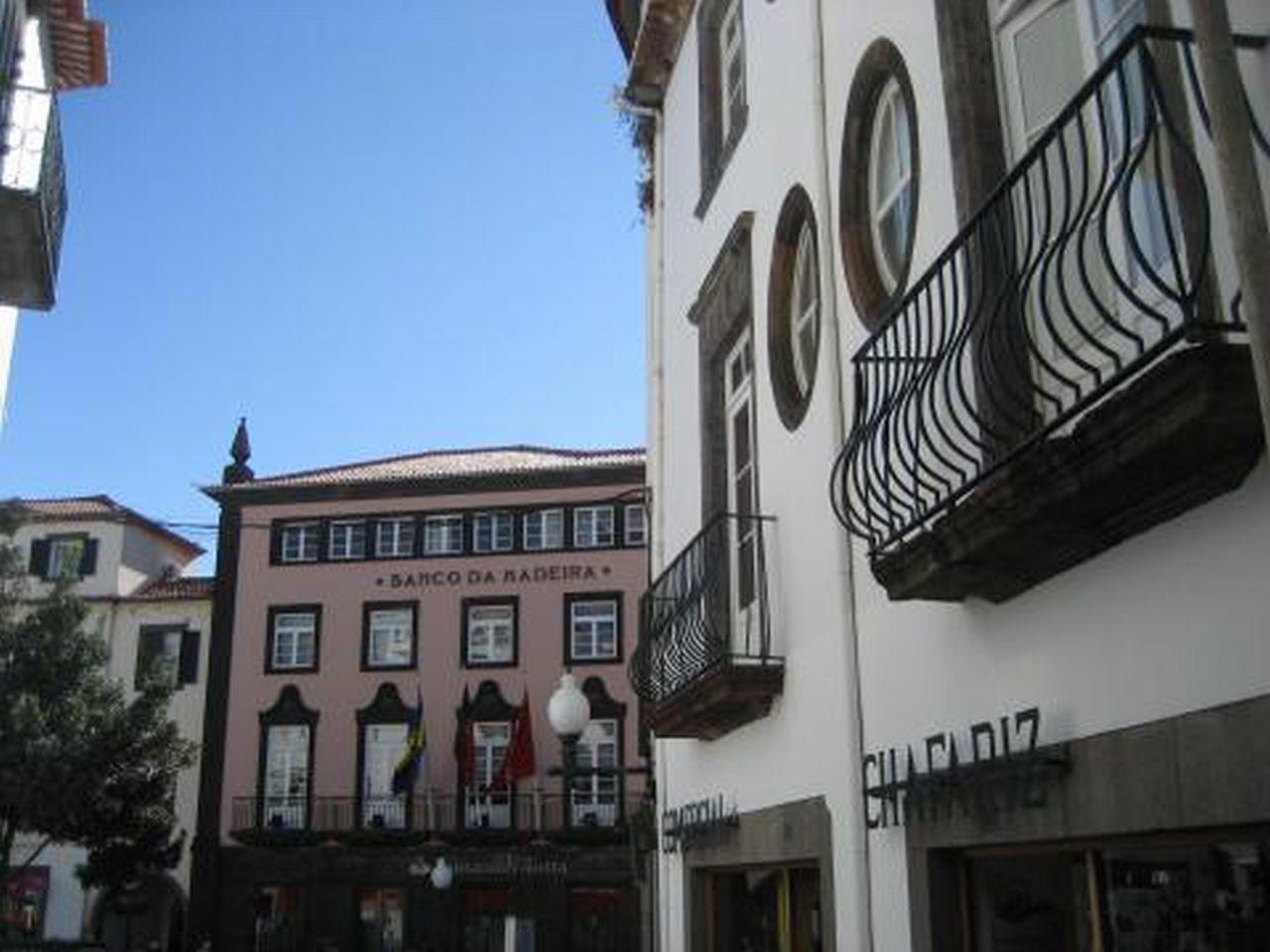 Holidays at Residencial Chafariz Hotel in Funchal, Madeira