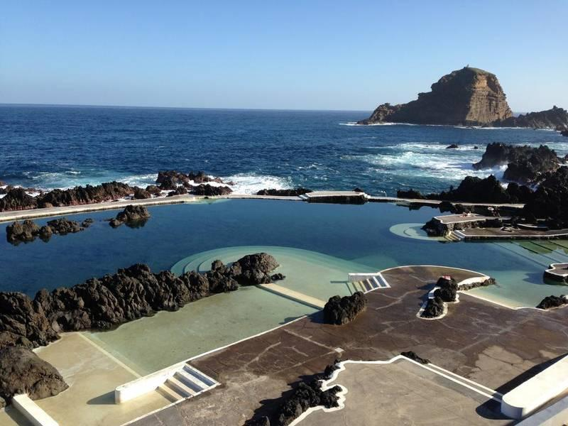 Holidays at Aqua Natura Madeira Hotel in Porto Moniz, Madeira