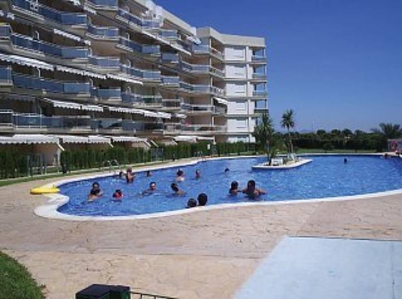 Holidays at Bellavista Apartments in Miami Platja, Cambrils