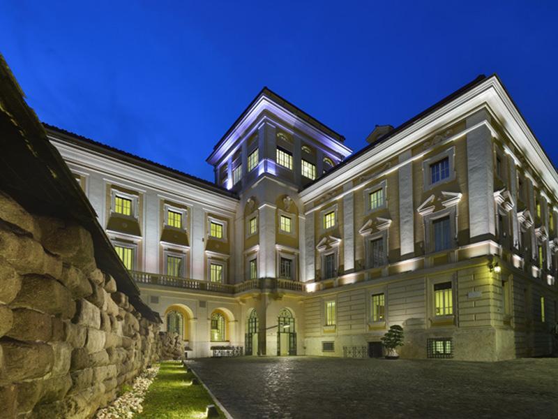 Spa Hotel Rome Italy