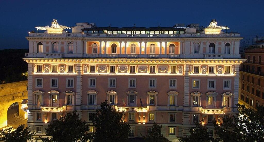 Holidays at Marriott Grand Hotel Flora in Rome, Italy
