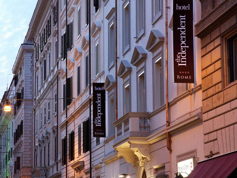 Holidays at Independent Hotel in Rome, Italy
