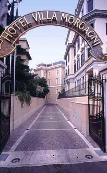 Holidays at Villa Morgagni Hotel in Rome, Italy