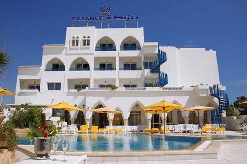 Holidays at Byzance Hotel in Nabeul, Hammamet