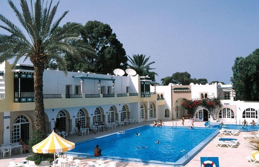 Holidays at Garden Beach Club Hotel in Skanes, Tunisia