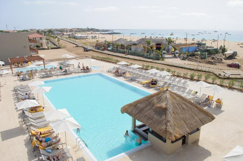 Holidays at Oasis Salinas Sea Hotel in Sal, Cape Verde