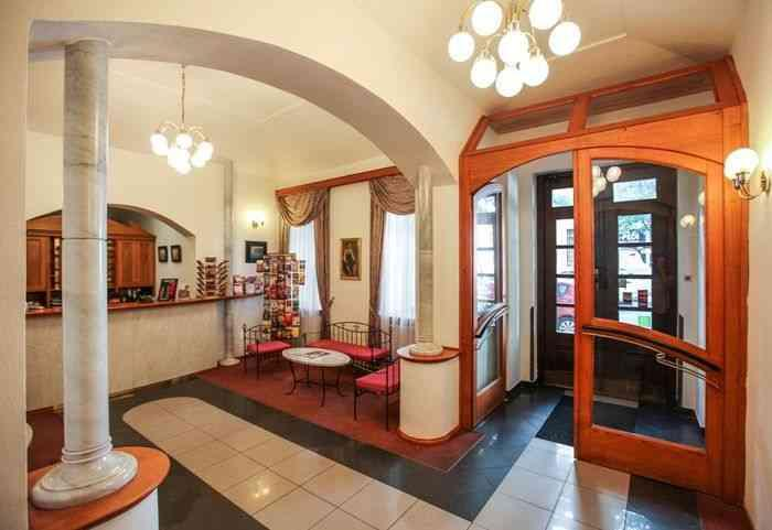 Holidays at Orion Hotel in Prague, Czech Republic