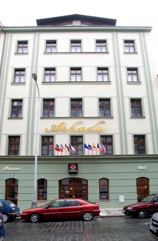 Holidays at Arkada Hotel in Prague, Czech Republic