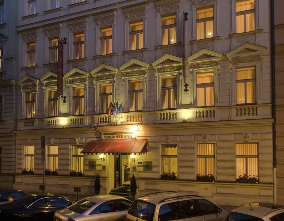 Holidays at Mala Strana Hotel in Prague, Czech Republic