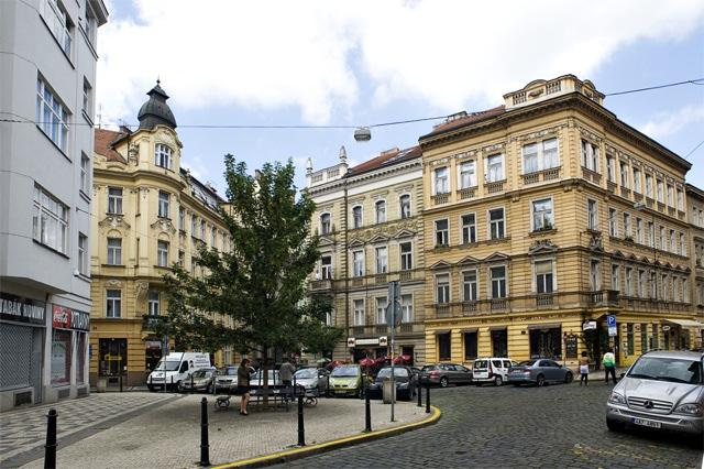 Holidays at Purpur Aparthotel in Prague, Czech Republic