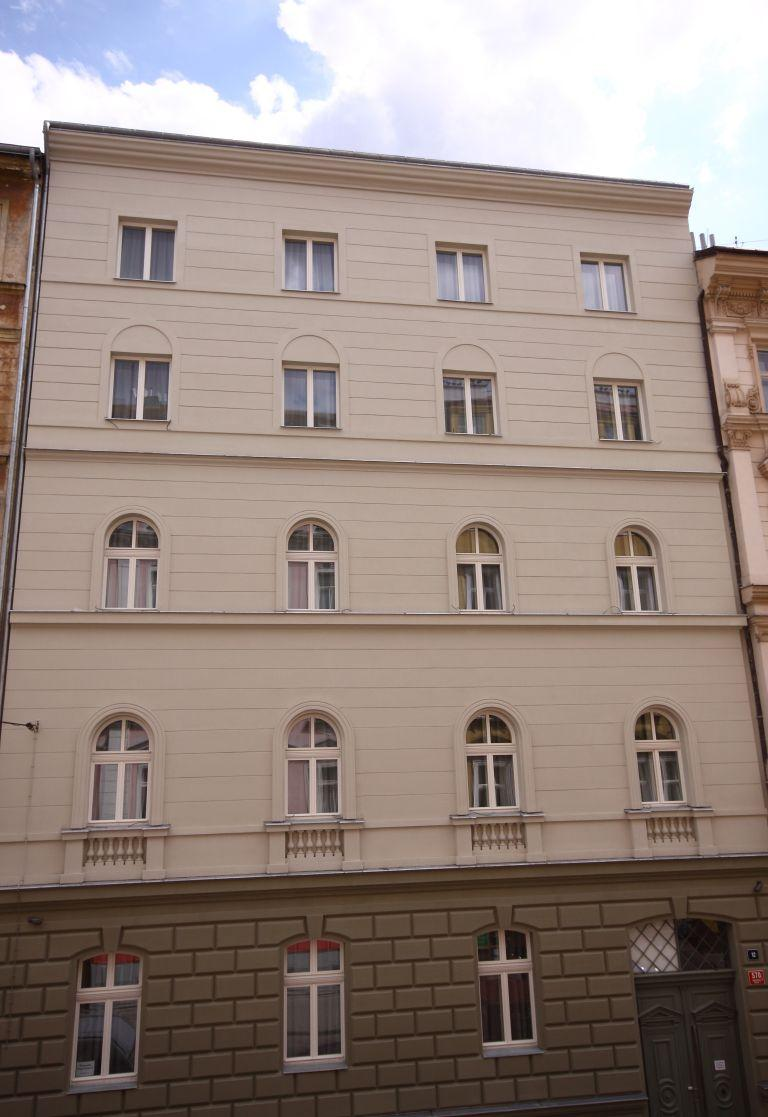 Pure white hotel prague czech republic book pure white for Hotel reservation in prague