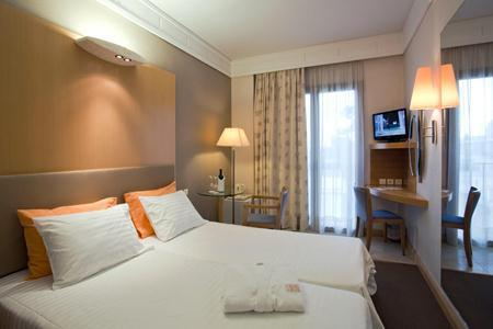 Holidays at Central Hotel in Athens, Greece