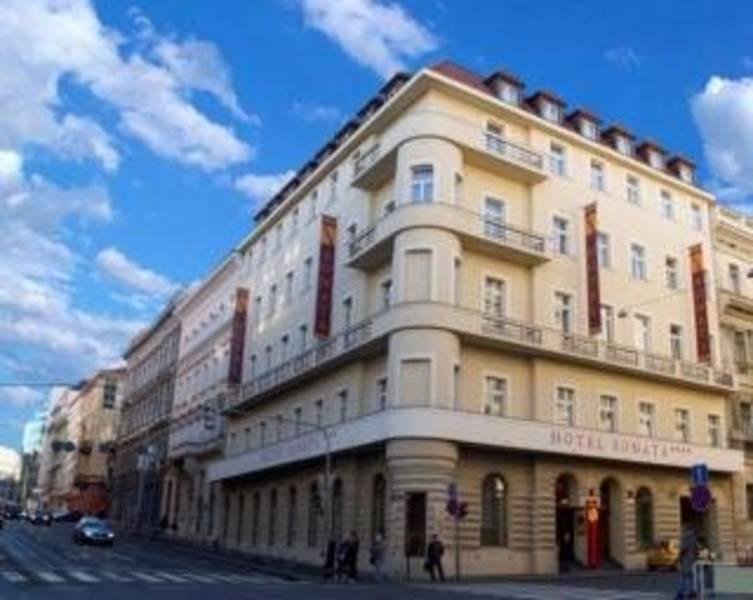 Holidays at EA Sonata Hotel in Prague, Czech Republic