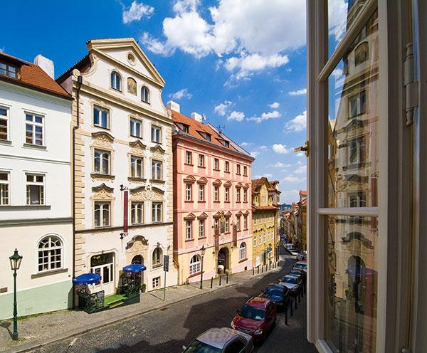 Holidays at Residence Green Lobster Hotel in Prague, Czech Republic